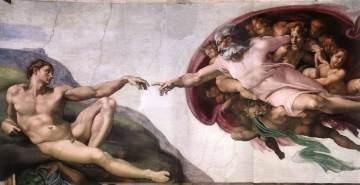 Michelangelo_creationOfAdam