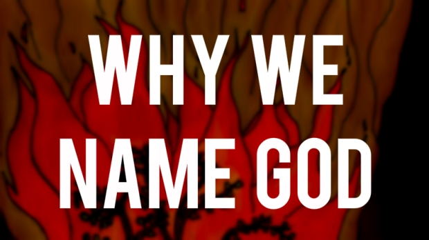 why we name god