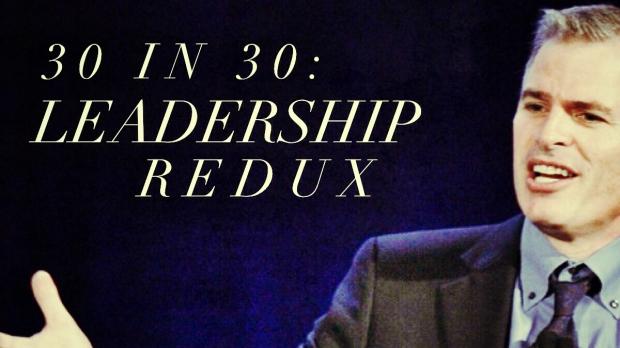 leadership redux